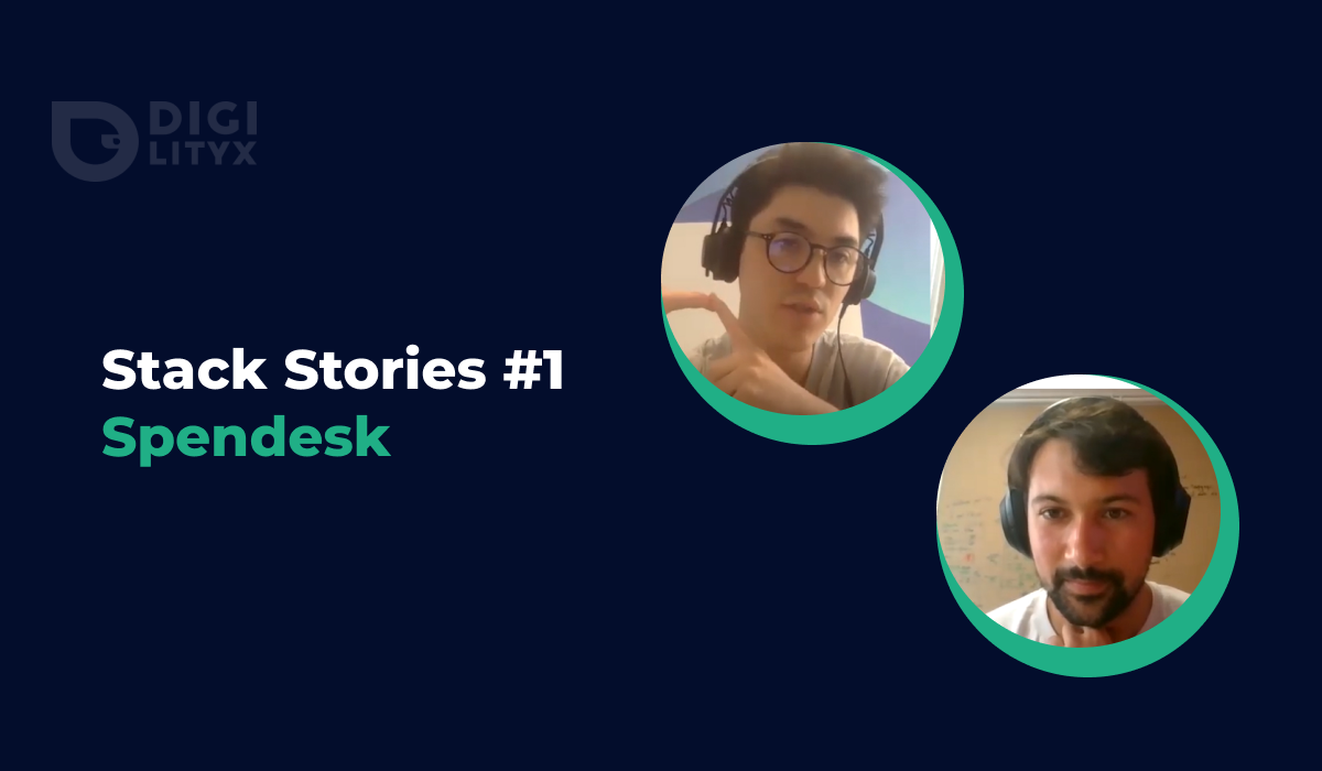 Replay Webinar   Stack Story #1 avec Vincent de Spendesk