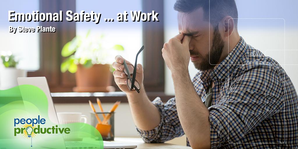 Emotional Safety at Work