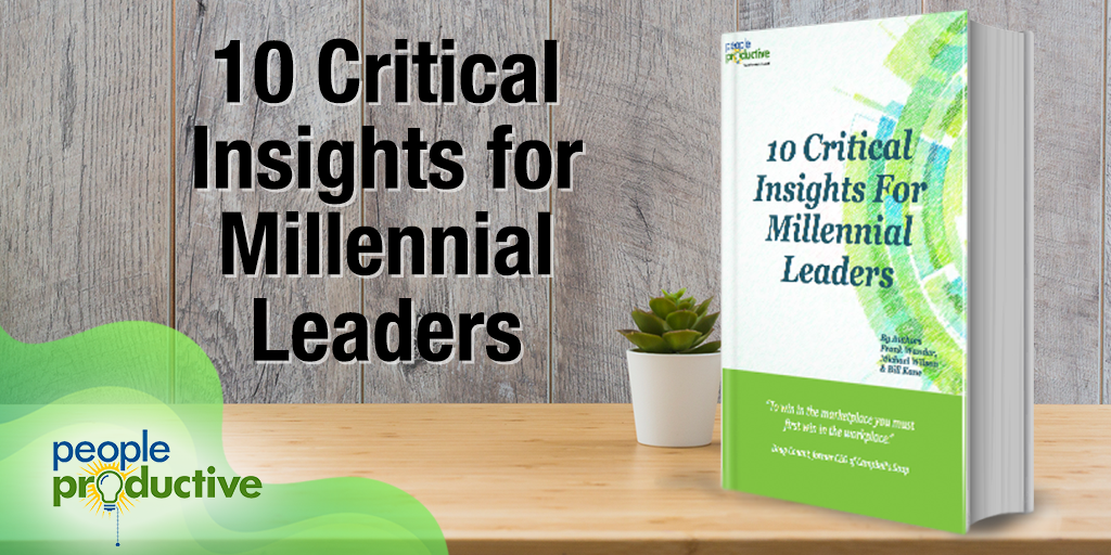 eBook: 10 Critical Insights for Millennials Leaders.