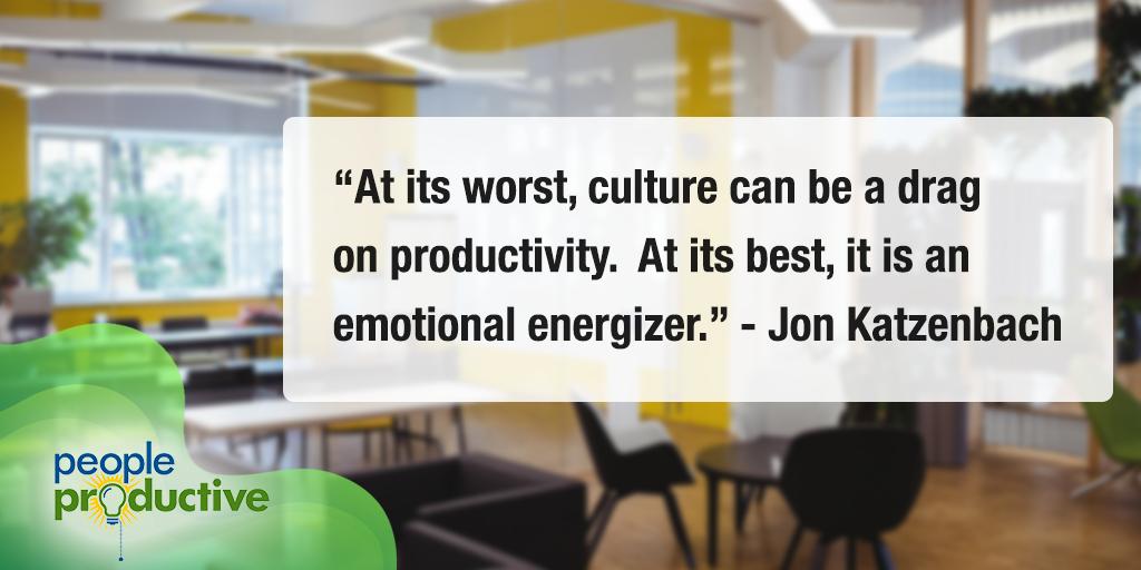 Culture by Jon Katzenbach