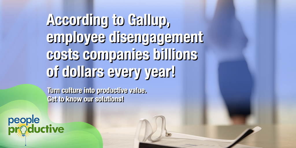 Did you know this fact about employee disengagement?