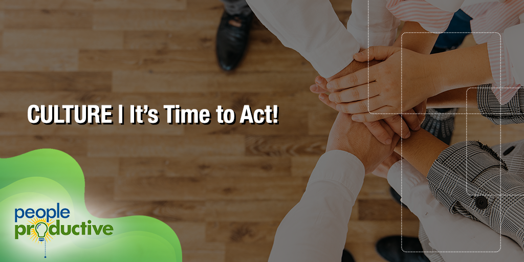 Blog Post: CULTURE | It's time to act!
