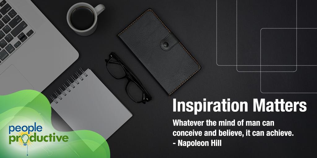 Inspiration Matters
