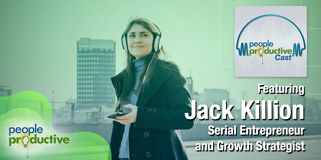 Podcast - Jack Killion, Network your way to success.