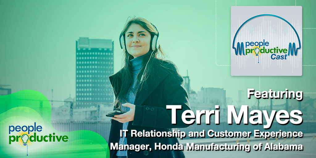Terri Mayes: Injecting Humanity into Customer Support - And Why It Matters So Much.