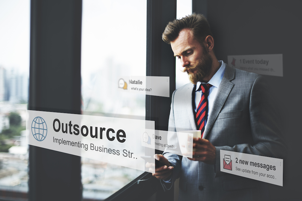 A business owner is determining what non-core tasks to outsource to freelancers or contractors while keeping core roles in-house. Hiring freelancers through ResultsResourcing makes this easier.