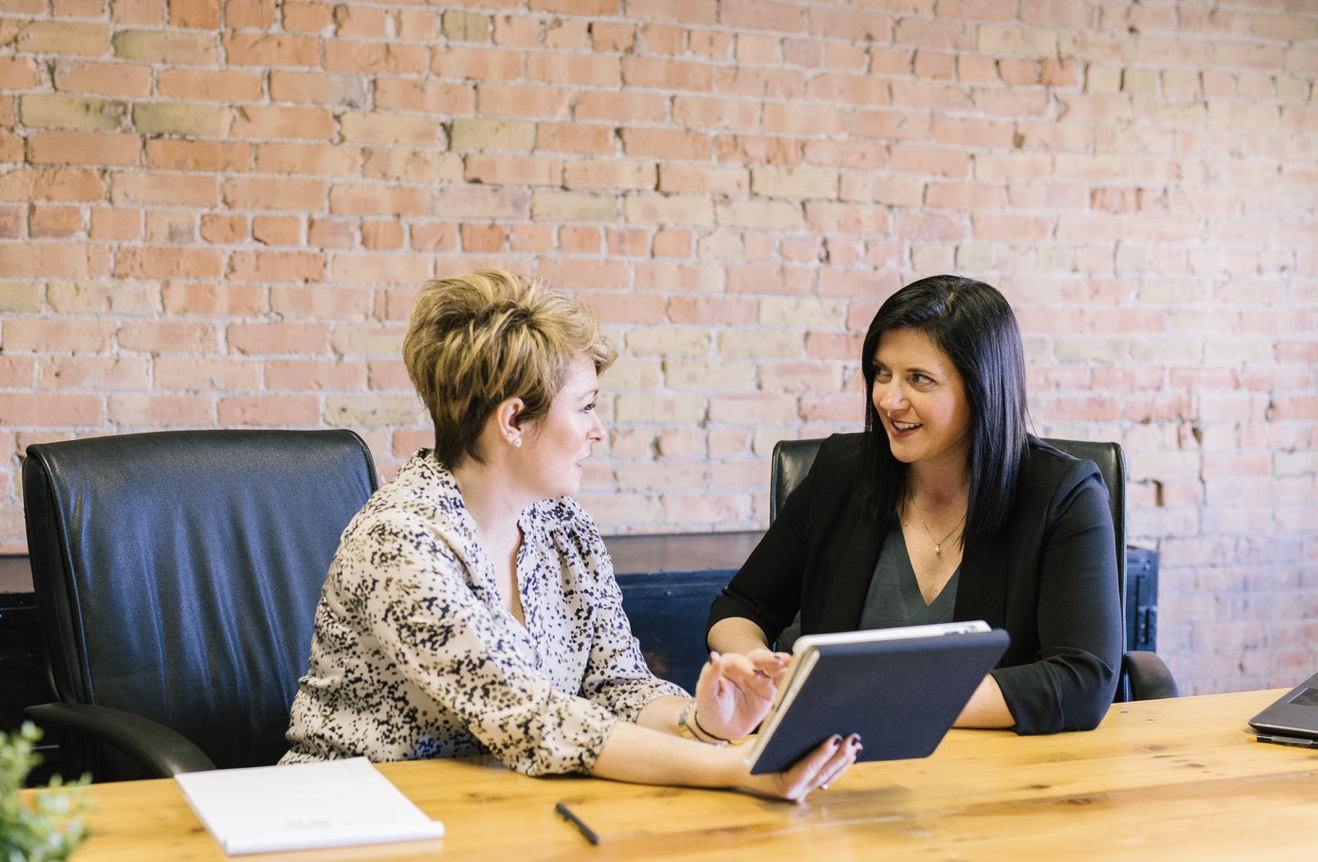 Being courteous, but direct, is the best way to act professionally in the office.