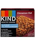 Box of cinnamon oat bars by KIND