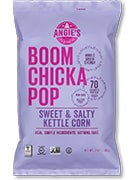Bag of Angie's Boom Chicka Pop Sweet and Salty Kettle Corn