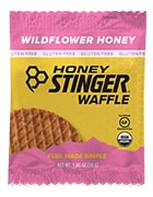 Single Honey Stinger Waffle Wildflower Honey