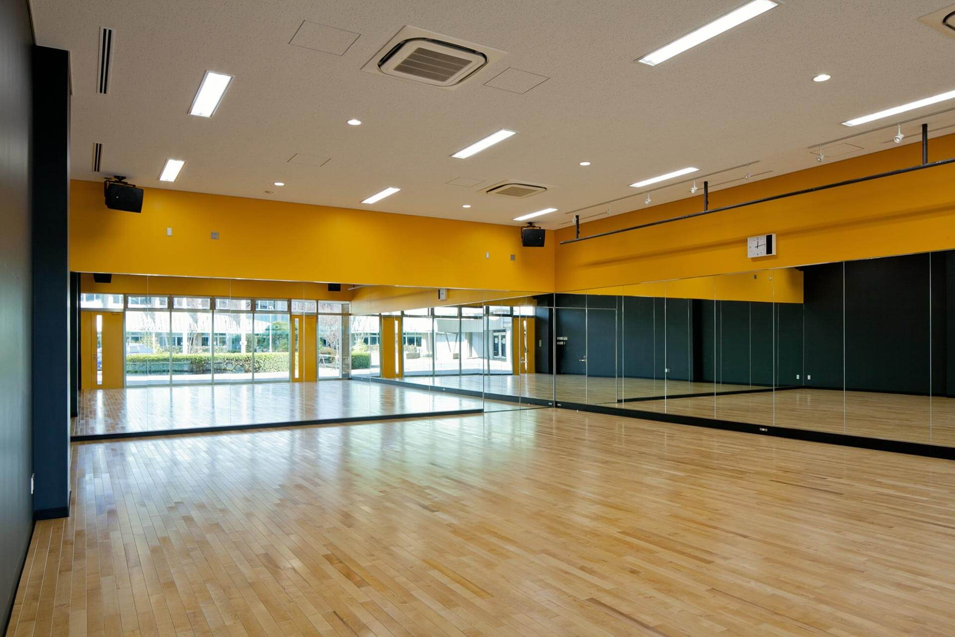 The ASIJ Dance Studio