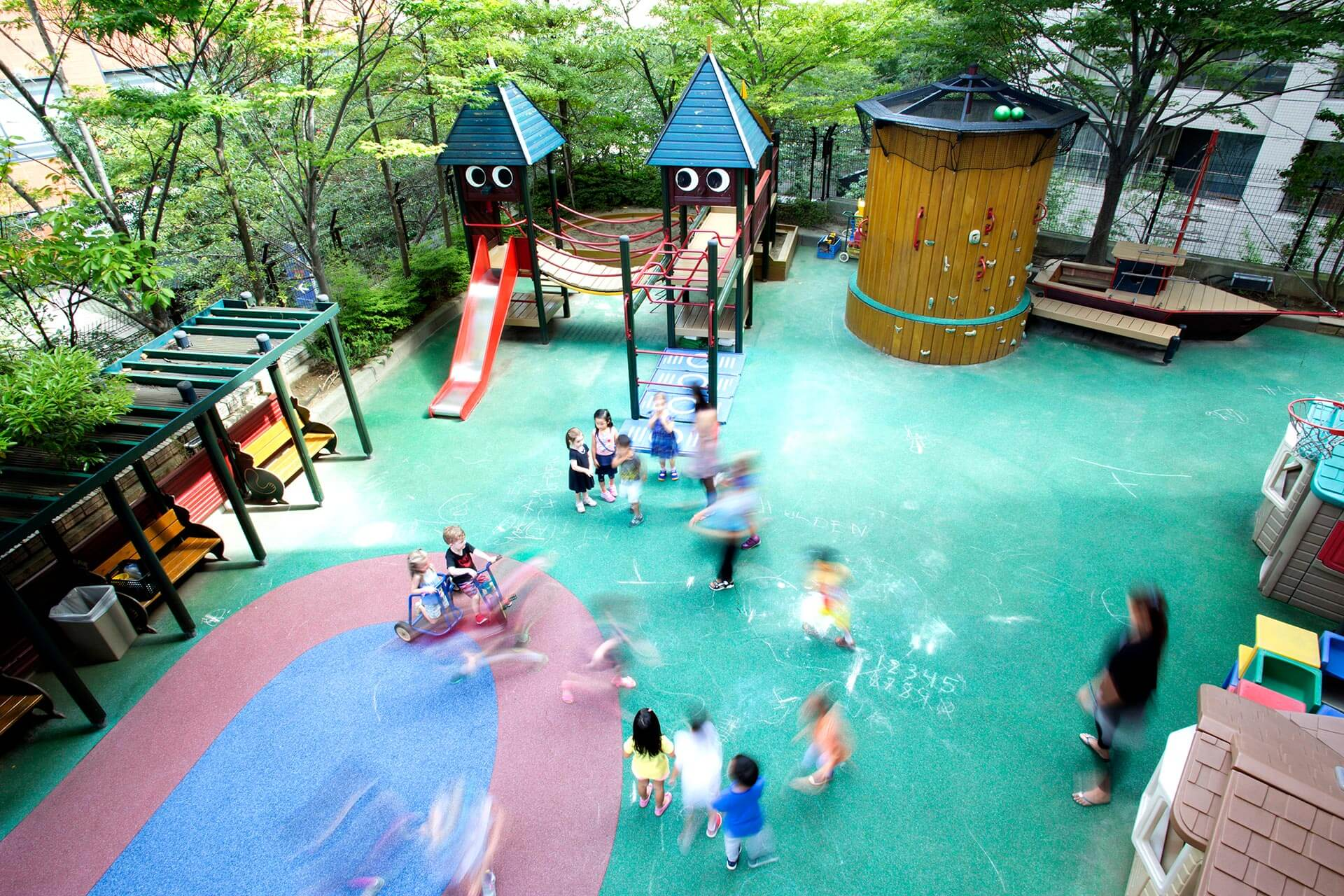 ASIJ Early Learning Center Playground