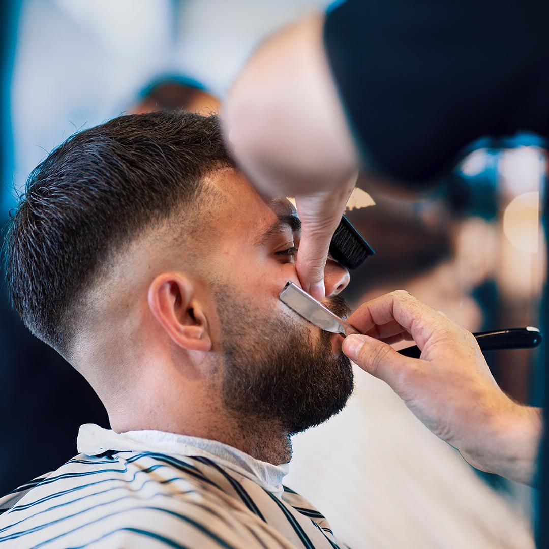 Wollongong's best barbers talk beards during lockdown