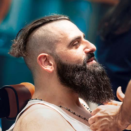 Beard growing advise from Sydney's best barbers