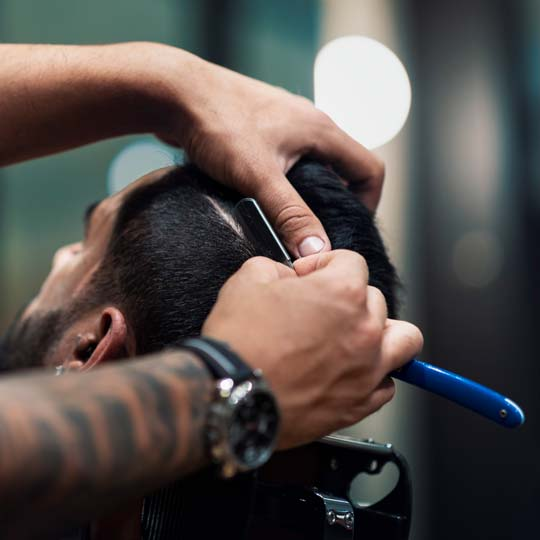 Styling tips from Sydney's best barbers