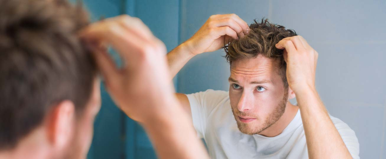 The best barbers in Orange educate about hair loss