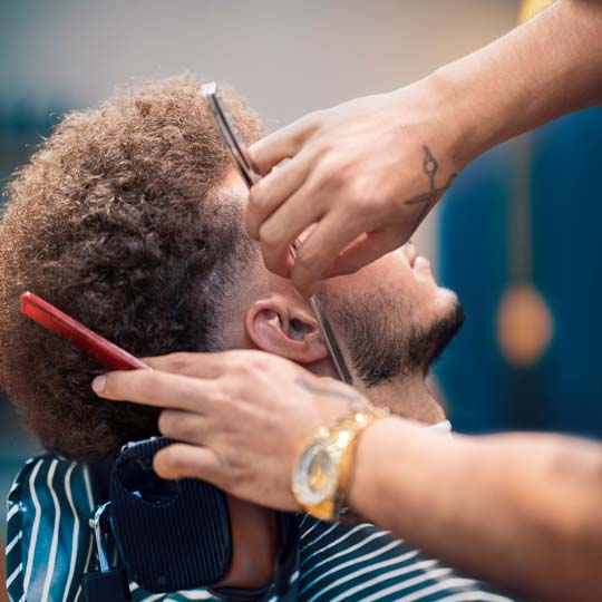 Perth's Best Barber talk tips for work life balance