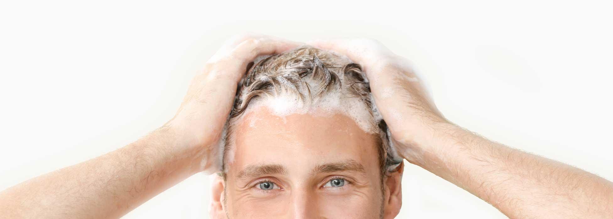 Man Shampoo Hair - Anti Dandruff supplied by barber
