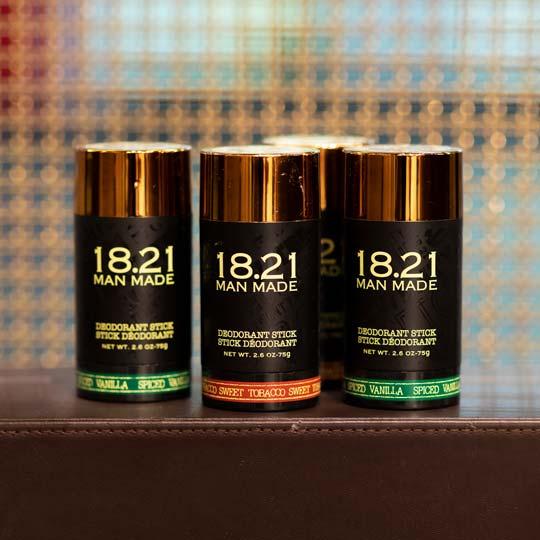 18.21 Man Made Deodorant