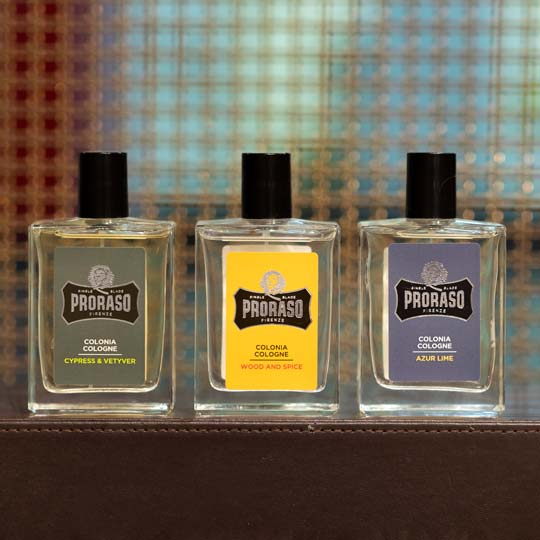 Proraso After shave balms