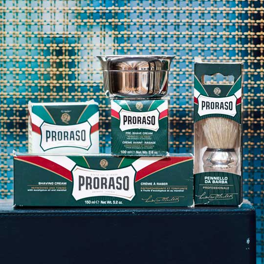 Proraso Shaving products - Great Christmas gifts for men