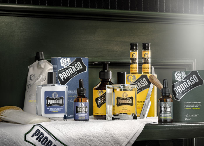 Products In The Proraso Single Blade Series