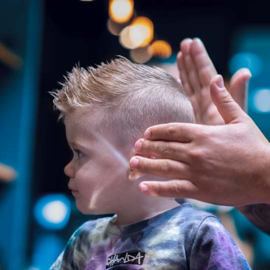 stylish haircuts for toddlers