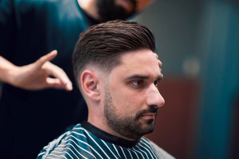 Drop Fade Hairstyle
