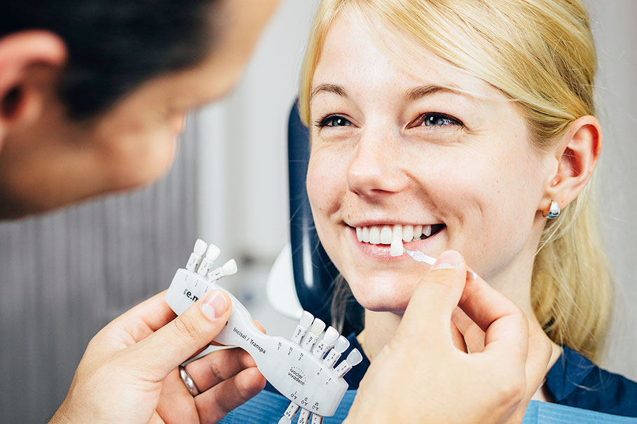 Dr. Kraus — Qualitative Zahnmedizin zum Wohlfühlen