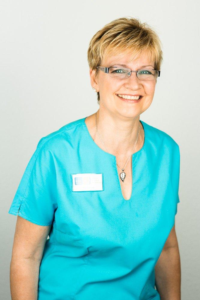 Pia Schunk – Anmeldung, Patientenbetreuung