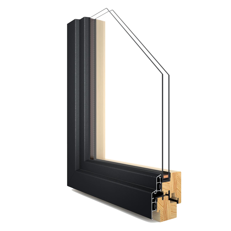 R-4 Zola Classic Clad™ window rendering
