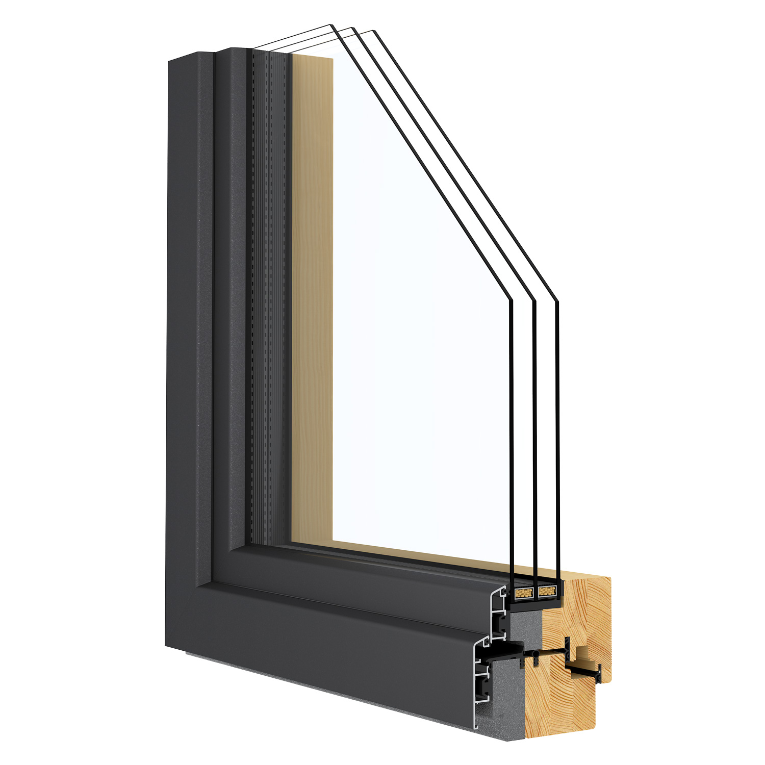 R-9 Zola ZNC™ window rendering