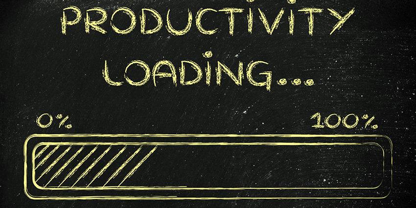 productivity is an arms race