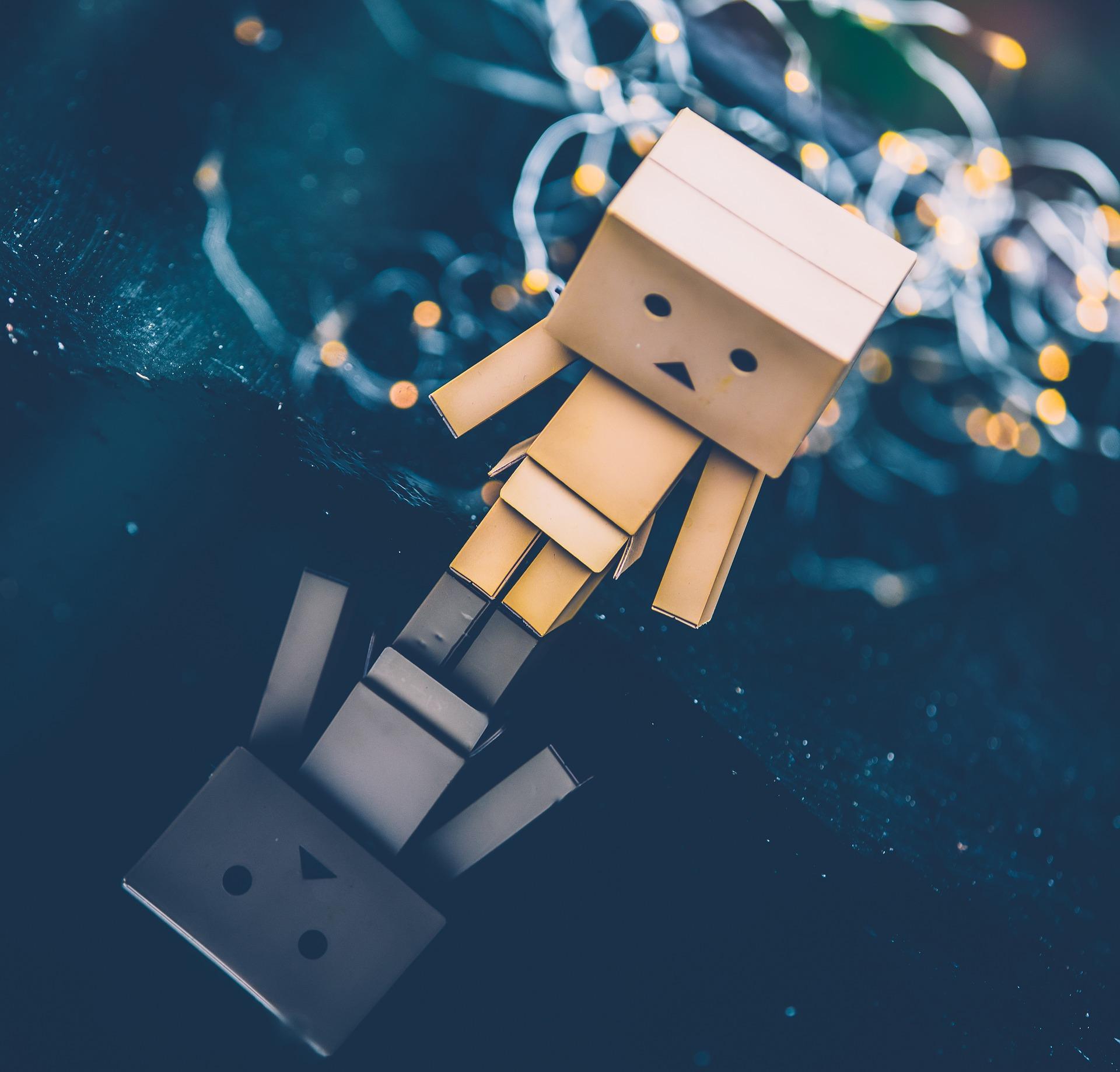 Help! I have Robot Envy