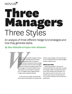 Three Managers Cover