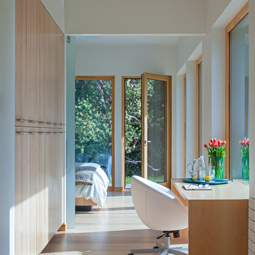 Island Passive House - Zola European Windows
