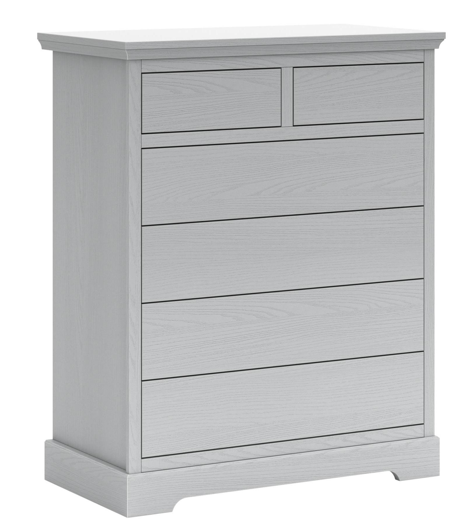 4 + 2 drawer