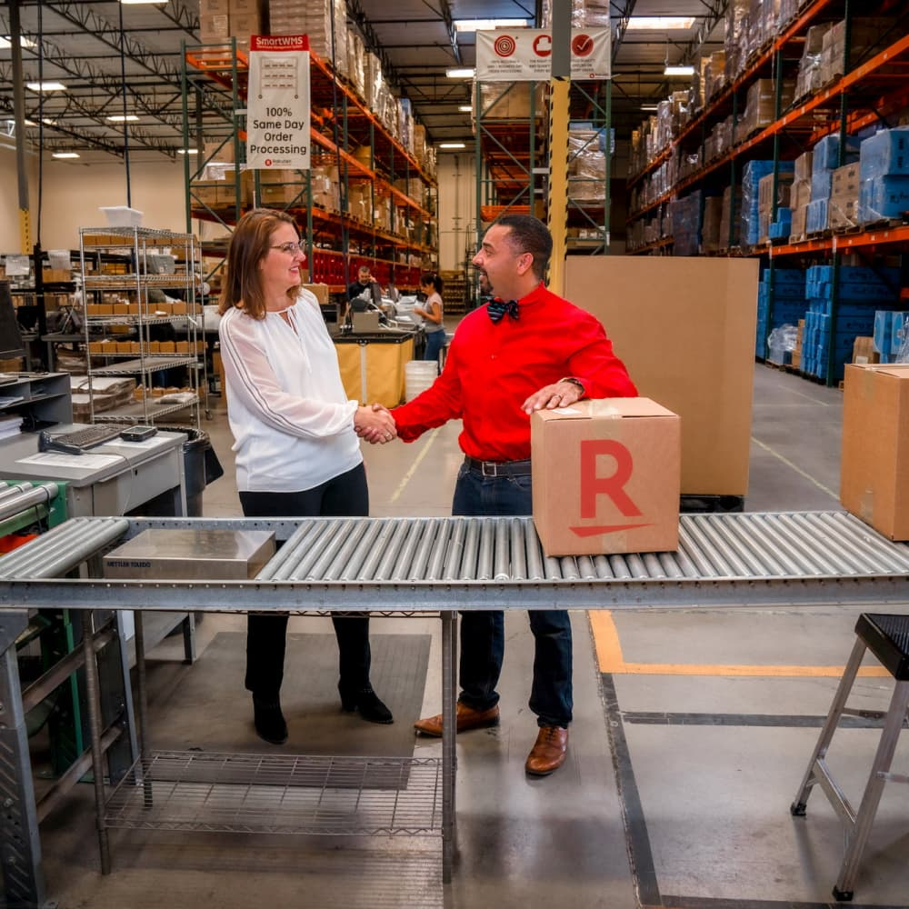 Being able to trust your fulfillment company | RSL
