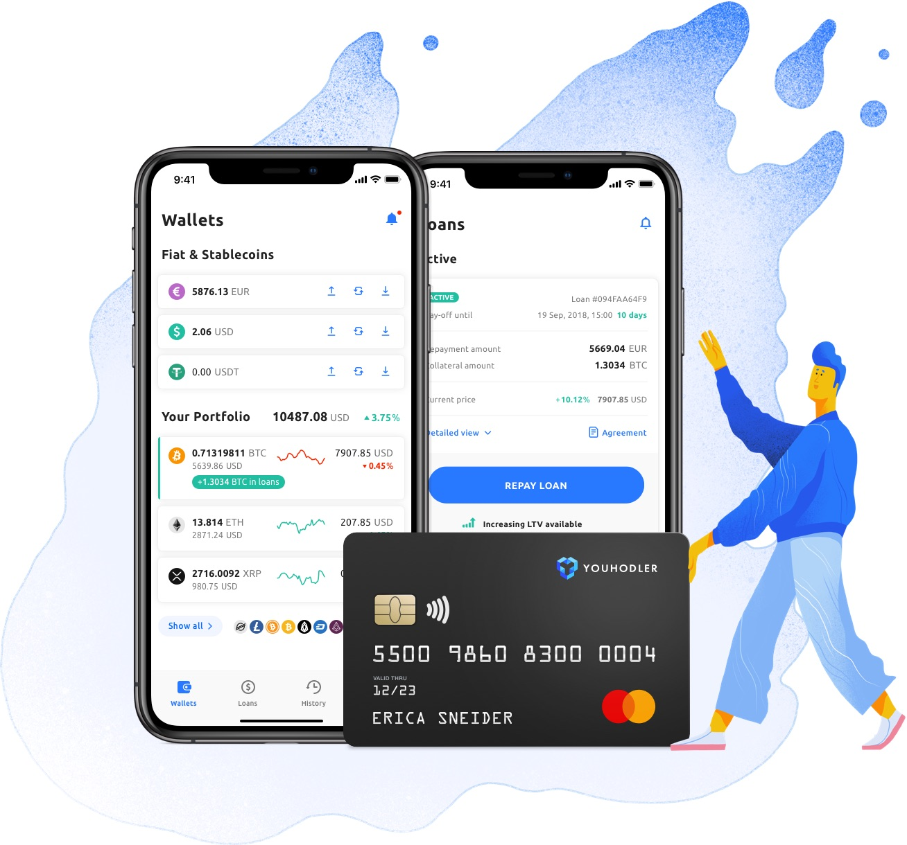 youhodler iphone app