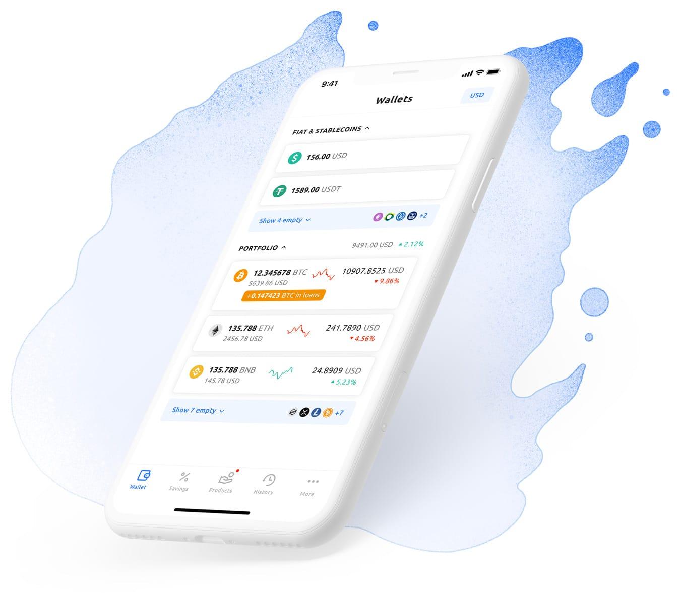 youhodler mobile app
