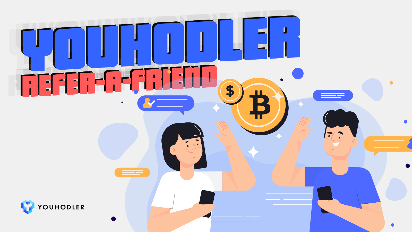 YouHodler has a new referral program! See how you can earn $50 and more inside this article