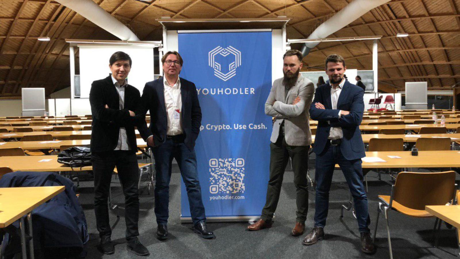 YouHodler, crypto, crypto loans, crypto backed loans, crypto valley