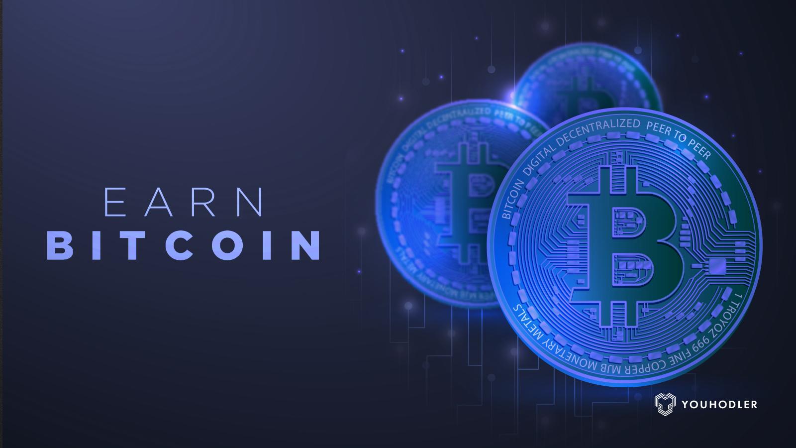 earn bitcoin, earn crypto, crypto backed loan, crypto backed loans