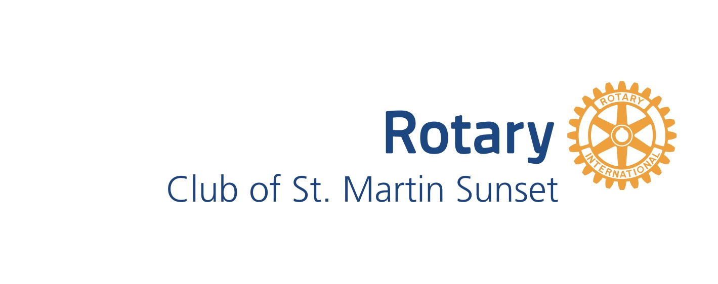 Rotary Club of St. Martin Sunset