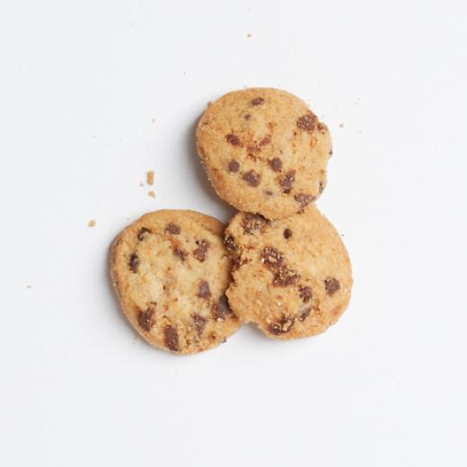 Biscuits aux pépites de choc