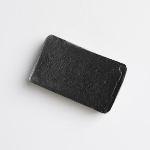 Savon charbon végétal et basilic