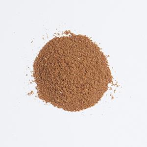 Muscade en poudre