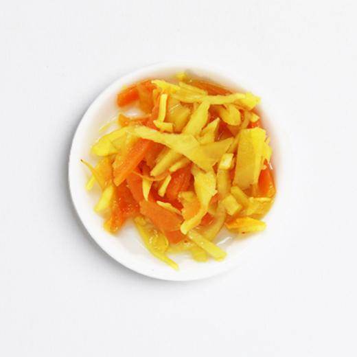 Pickles chou et carotte épicés