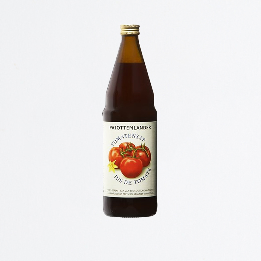 Jus de tomate bio