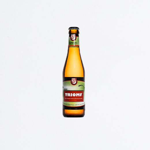 Bière ambrée et fumée Bio